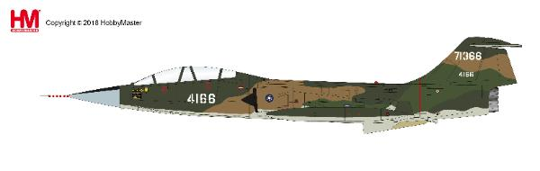F-104D Starfighter, ROCAF (1:72) - Preorder item, order now for future delivery