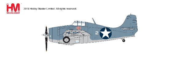 F4F-4 Wildcat VMF-223, USMC, Guadalcanal, Sept 1942 (1:48) - New Tooling! - Preorder item, order now for future delivery
