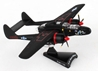 "P-61 Black Widow ""Lady in the Dark"" (1:120) by Postage Stamp Diecast Planes item number: PS5334-2"