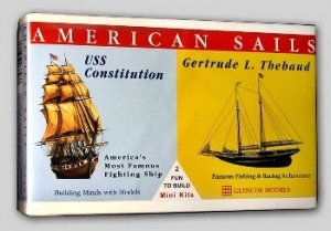 American Sails Mini, Glencoe Item Number GLN3303