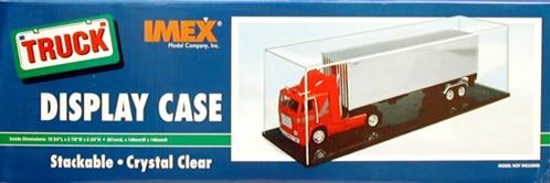 Train/Ship Display Case Black Base, IMEX Item Number IMX2530