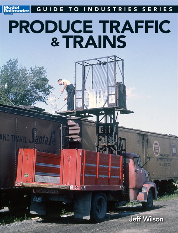 Produce Traffic and Trains by Kalmbach HobbyStore Item Number: KAL12500