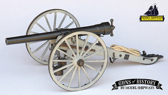 Napoleon Model 1857 12-Pounder, Model Shipways Item Number MOD4003