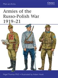 Armies of the Russo-Polish War 1919-21, Osprey Publishing Item Number OSPMAA497