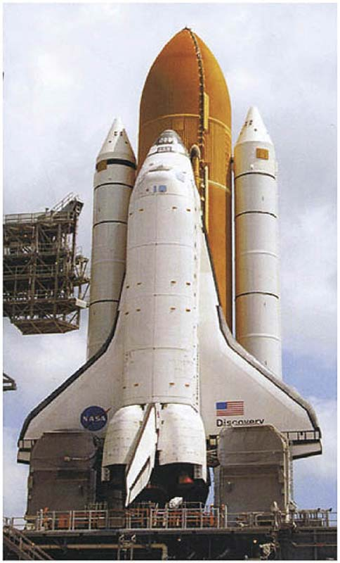 Space Shuttle Discovery (1:144)