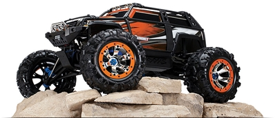 Summit 1:10 Monster Truck-Org by Traxxas Radio Control Item Number: TRX56076-4