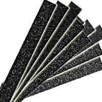 .5 Sanding Sticks 10asst, Zona Tools Item Number ZNA37782