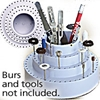 Rotating Bur Holder W/Storage, Zona Tools Item Number ZNA37865