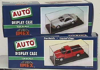 Car Case Clear Base 1:25, IMEX Item Number IMX2500