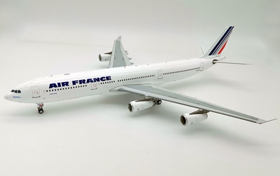 Air France Airbus A340-300 F-GLZA (1:200) by InFlight 200 Scale Diecast Airliners Item Number: IF340AF25