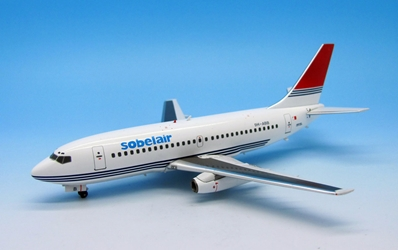 Sobelair (Air Malta) 737-200 9H-ABB (1:200) Limited to 72 Pieces, InFlight 200 Scale Diecast Airliners Item Number IF732041213