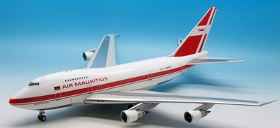 Air Mauritius Boeing 747SP 3B-NAQ - Polished - (1:200), InFlight 200 Scale Diecast Airliners Item Number IF747SP0616P
