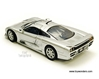 Saleen S7 Hard Top (1/24 scale diecast model car, Silver) 73279, Motormax Item Number 73279SV/6