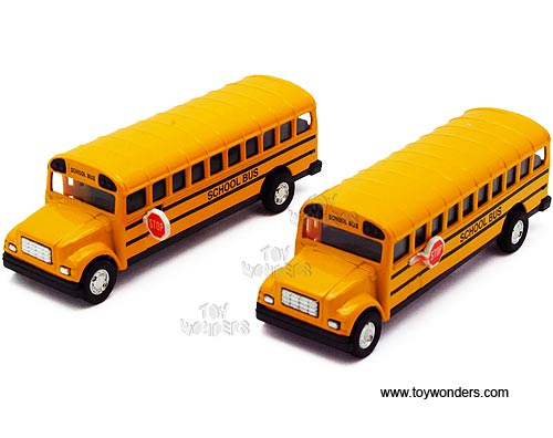"School Bus (5"", Yellow),  Item Number 9828D"