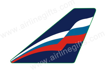 Aeroflot Tail Pin by Airline Gifts by Aviation Collectables Intl Item Number: PIN035