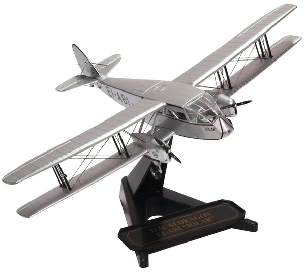 de Havilland DH.84 Dragon EI-ABI, IOLAR (1:72)