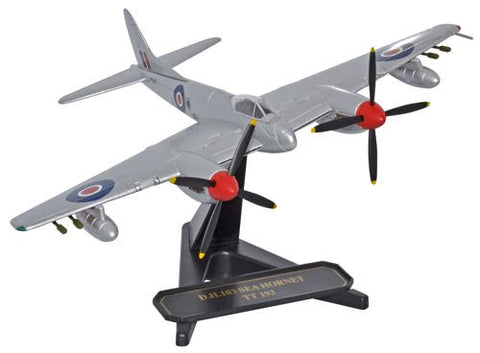 de Havilland DH.103 Sea Hornet F.Mk.20 - Royal Navy (1:72), Oxford Diecast 1:72 Scale Models Item Number 72HOR002