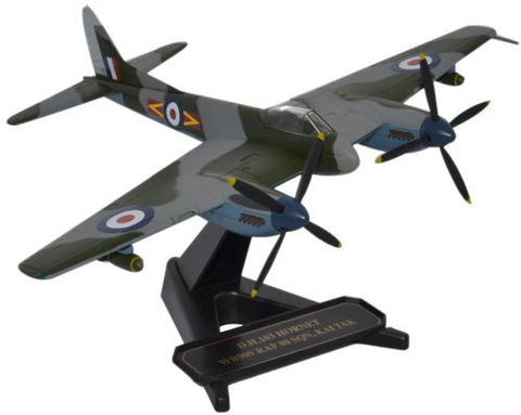 de Havilland DH.103 Hornet F.Mk.3 - RAF Kai Tak (1:72), Oxford Diecast 1:72 Scale Models Item Number 72HOR003