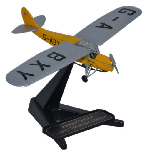 "de Havilland DH.80 Puss Moth, ""The Hearts Content,"" G-ABXY (1:72)"