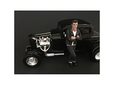 50s Style Figure I for 1:24 Scale Models by American Diorama