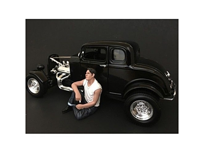50s Style Figure V for 1:24 Scale Models by American Diorama
