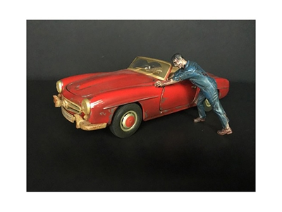Zombie Mechanic Figurine IV for 1/24