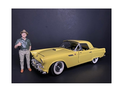 Weekend Car Show Figurine VIII for 1/24