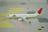 JAL Japan Airlines 737-800 JA321J (1:400)