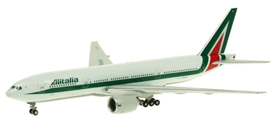 Alitalia B777-200 EI-DBK (1:400), Witty Wings 400 Item Number WTY-4-772-011