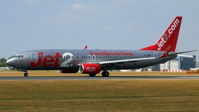 Jet2 Airways B737-800 Winglets G-JZBM ((1:400))