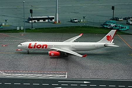 Lion Air A330-300 PK-LEF ((1:400))by Pheonix Models, Item Number: PH4LNI1394
