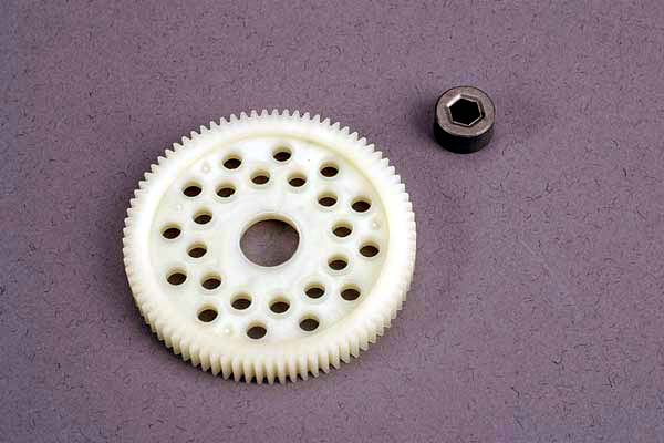 81T 48P Spur Gear, Traxxas Radio Control Item Number TRX4681