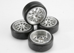 To Part 4872 Wheels 2l&2r, Traxxas Radio Control Item Number TRX4873