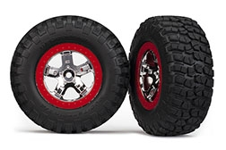 Tires & Wheels, Traxxas Radio Control Item Number TRX5867