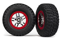 Tires & Wheels, Traxxas Radio Control Item Number TRX6873A
