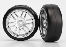 Tires & Wheels, Traxxas Radio Control Item Number TRX7376A