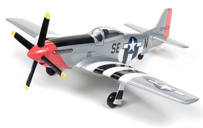 1944 North American P-51D Mustang (1:44) by Round 2 Model Airplanes item number: VF001