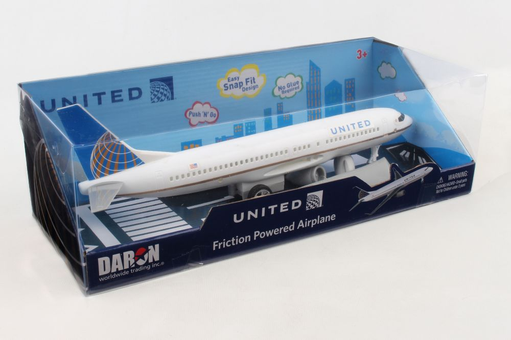 United Push & Go Plane