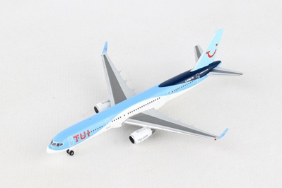 TUI Airlines (Thomson Airways) Boeing 757-200 G-BYAW (1:500), Herpa 1:500 Scale Diecast Airliners Item Number HE530903