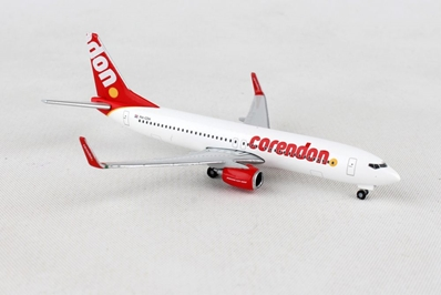 Corendon Dutch Airlines 737-800 PH-CDH (1:500), Herpa 1:500 Scale Diecast Airliners Item Number HE531399