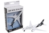 "Air New Zealand Airliner Diecast Metal Toy Plane (Approx. 6"" Long)"