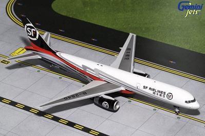 SF Airlines B757-200F B-2840 (1:200), GeminiJets 200 Diecast Airliners, Item Number G2CSS657