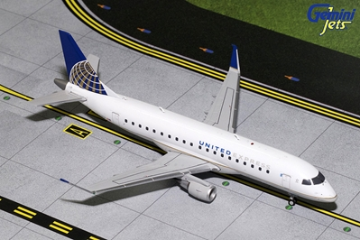 United Express ERJ-175 N163SY (1:200), GeminiJets 200 Diecast Airliners, Item Number G2UAL716