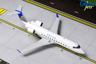 United Express CRJ-200 N430AW (1:200) by GeminiJets 200 Diecast Airliners Item Number: G2UAL795
