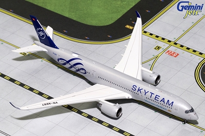 Vietnam Airlines A350-900 (SkyTeam Livery) VN-A897 (1:400), GeminiJets 400 Diecast Airliners Item Number GJHVN1778