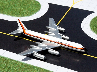 Modern Air CV-990 (1:400), GeminiJets 400 Diecast Airliners, Item Number GJMOD704