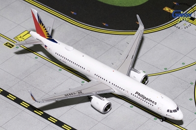 Philippine Airlines A321neo RP-C9930 (1:400), GeminiJets 400 Diecast Airliners, GJPAL1825