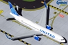 United Airlines B767-300ER N676UA New Livery (1:400)