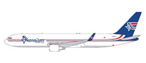 AmeriJet International  B767-300ERF (1:400)