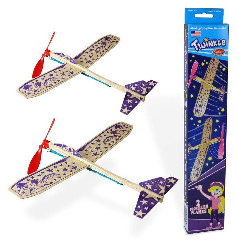 Twinkle Motorplane Twin 24@7.49